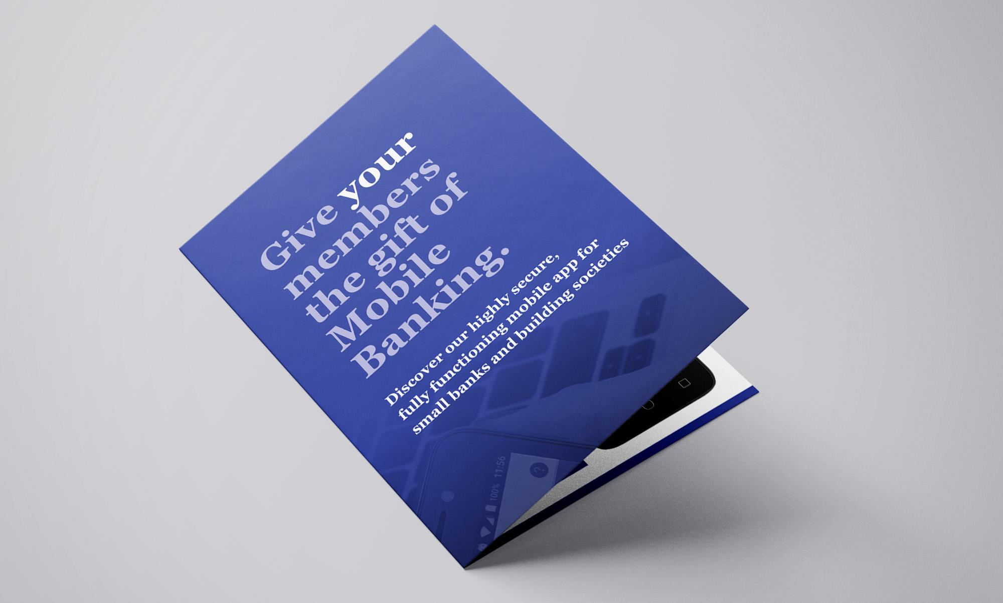 A5 4 page Brochure Design
