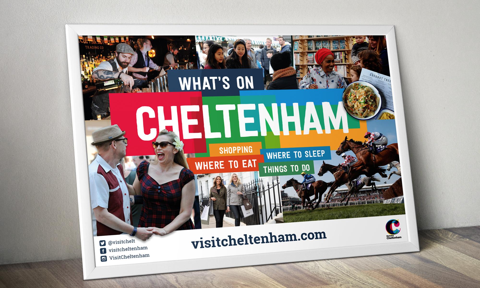 Poster Design for Cheltenham