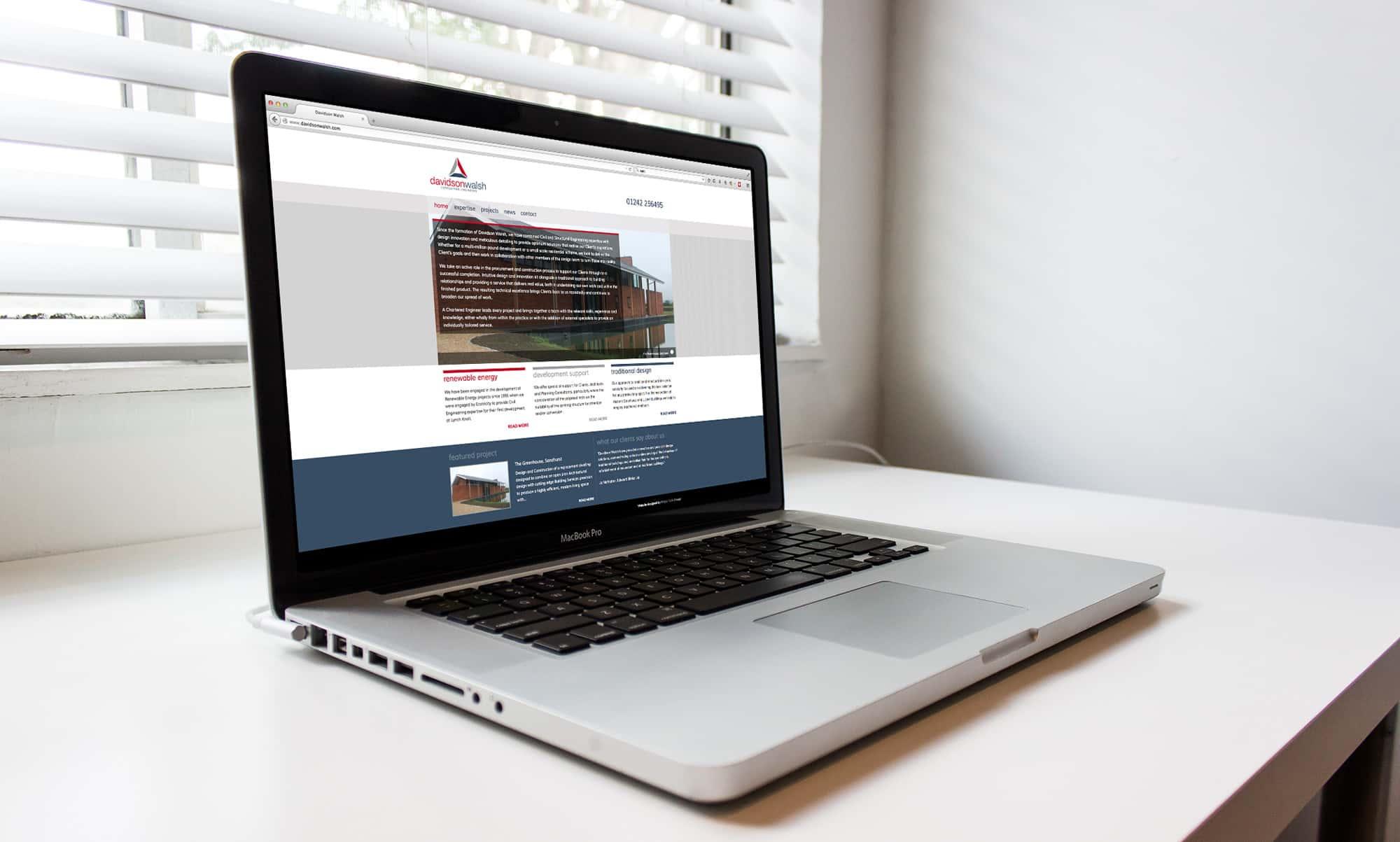 Davidson Walsh Website