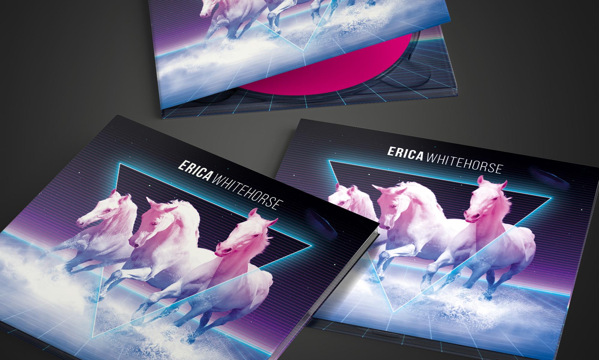 Band Album Artwork Design
