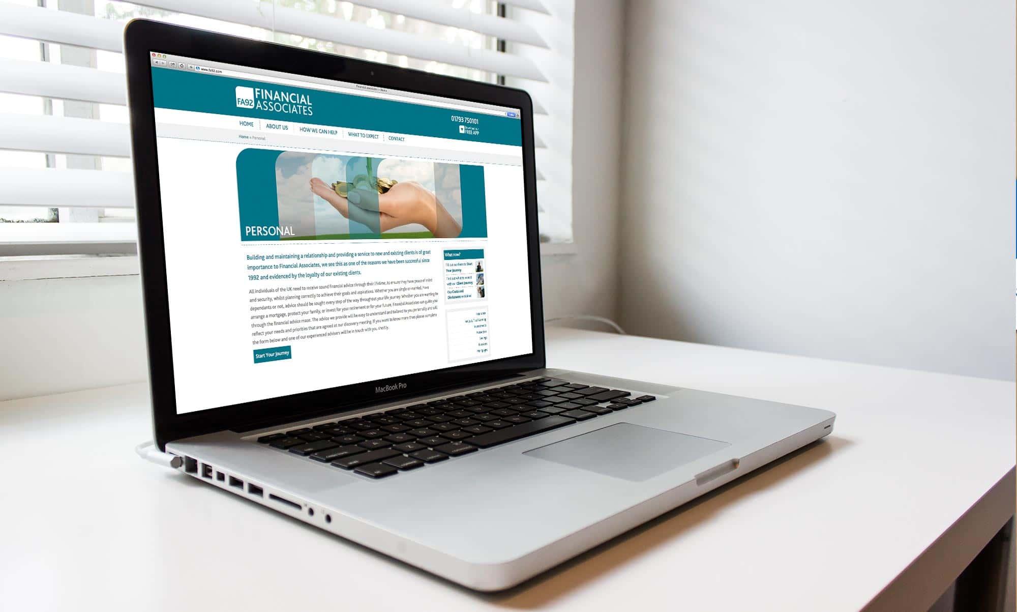 FA92 Website Design
