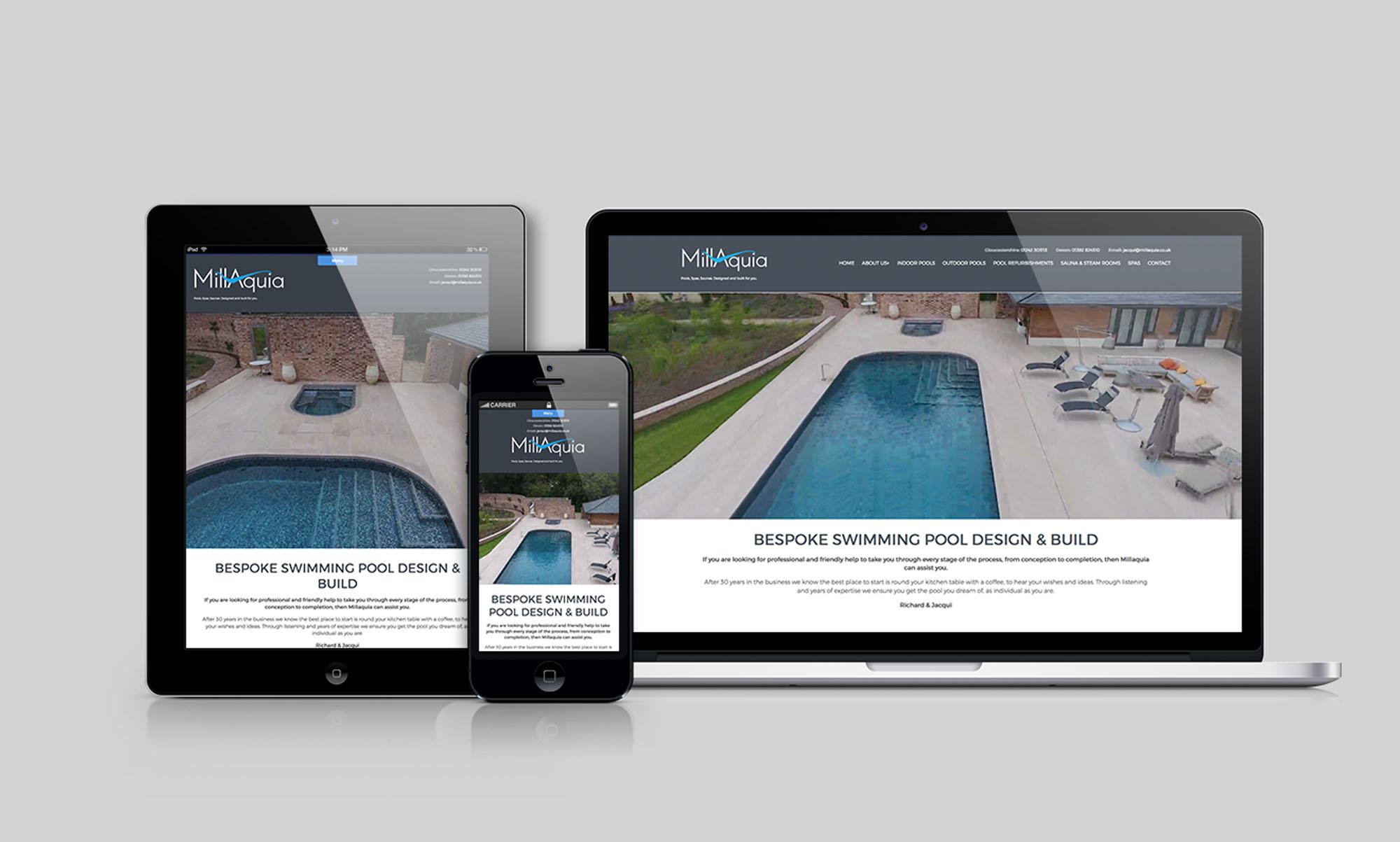 WordPress website development with video integration