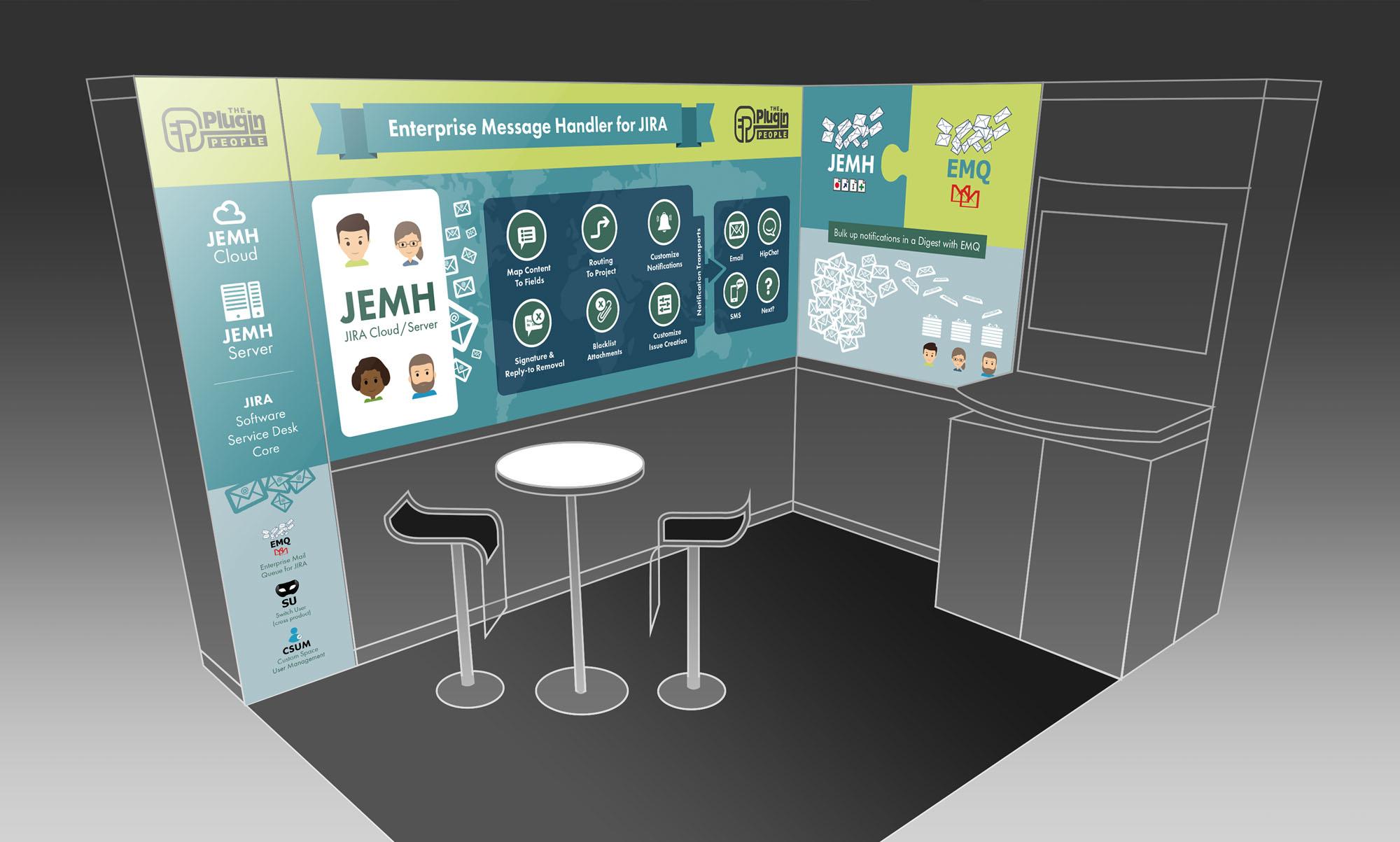Exhibition Panel Design