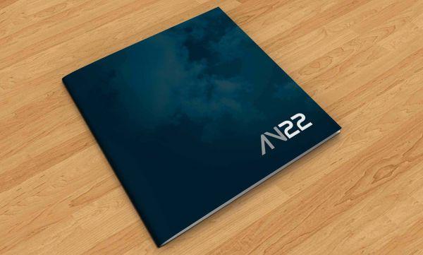 High Quality Brochue Design - AV22 Brochure