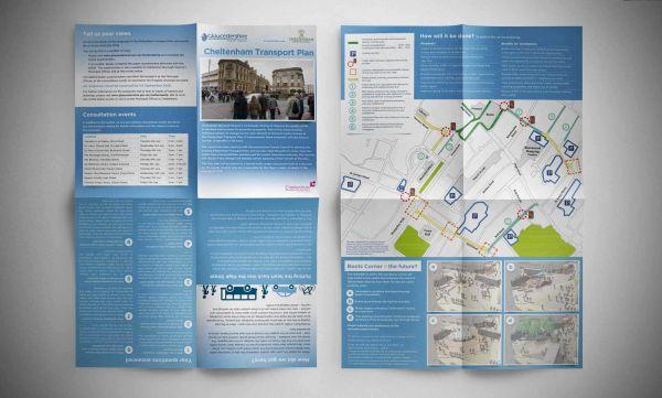 Survey Design - Cheltenham Transport Plan