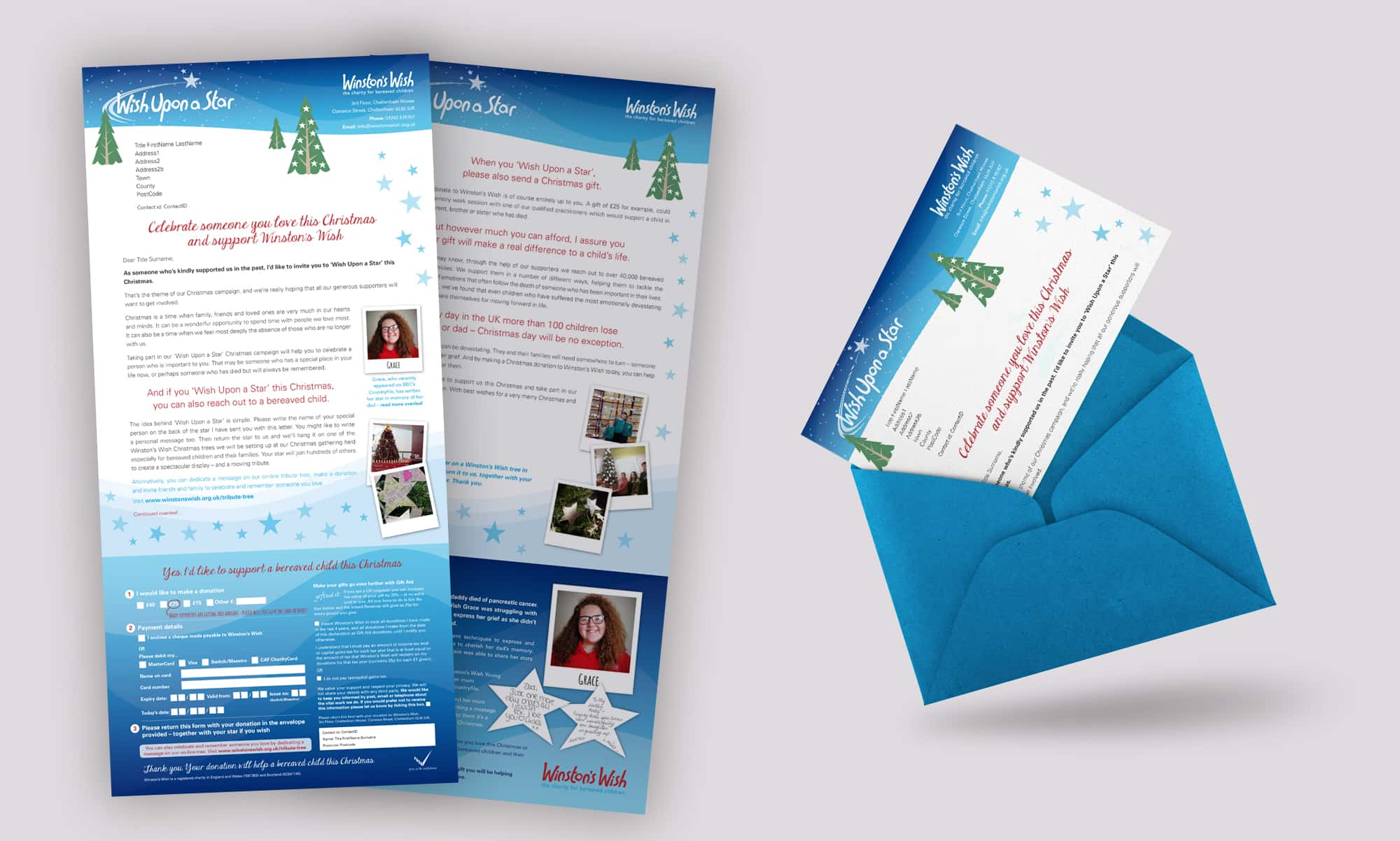 Direct Mail Design and Branding
